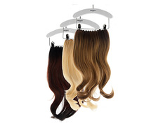 Balmain Hair Dress 25 cm Natural Hair
