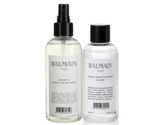 Balmain pack Leave-in y Argan
