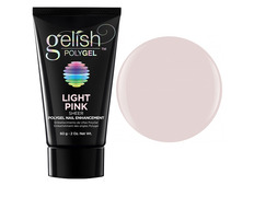 Morgan Taylor Gelish Polygel Light Pink sheer