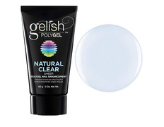 Morgan Taylor Gelish Polygel Natural Clear Sheer