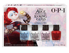 OPI ALICE THROUGH THE LOOKING GLASS, ALICE IN WONDERLAND