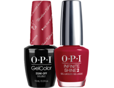 OPI DUO GEL COLOR INFINITE SHINE DE REGALO, RING THE BUZZER AGAIN