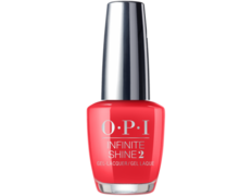 OPI INFINITE SHINE IS LL64 CAJUN SHRIMP