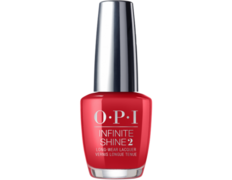 OPI INFINITE SHINE IS LN25 BIG APPLE RED