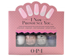 Opi Mini Lacquer I Now Pronounce You