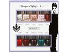 OPI MINI LACQUERS BREAKFAST OF TIFFANY´S