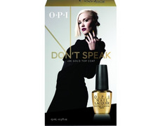 Opi Don´t Speak 18k Gold Top Coat