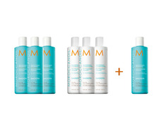 Pack 3+3 Moroccanoil Smooth + regalo champú