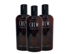Pack 3 American Crew 3 in 1 Conditioner