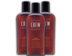 Pack 3 American Crew Daily Conditioner