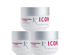 PACK 3 ICON INFUSION 250 ML.