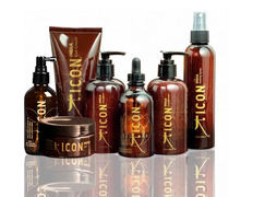 PACK ICON INDIA COMPLETO Shampoo, Conditioner, Oil, Dry Oil, Healing, 24K, Curl Cream 1000 ml