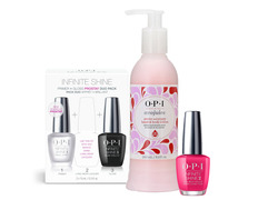 Pack Opi Shine duo + Avojuice Peony + ISL Strawberry Margarita
