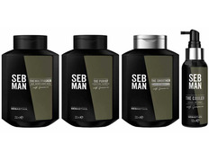 Pack SEBMAN Hair care