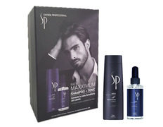 Pack Wella Sp Men Maxximum Shampoo + Tonic