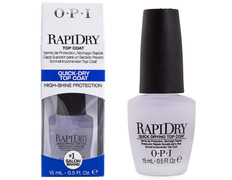 OPI RAPIDRY TOP COAT- SECANTE DE UÑAS 15 ml