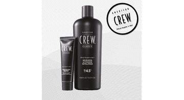 Precision Blend, la coloración masculina de American Crew