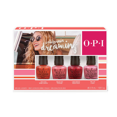 Opi California Dreaming Mini Pack
