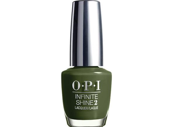 OPI INFINITE SHINE IS L64 OLIVE FOR GREEN