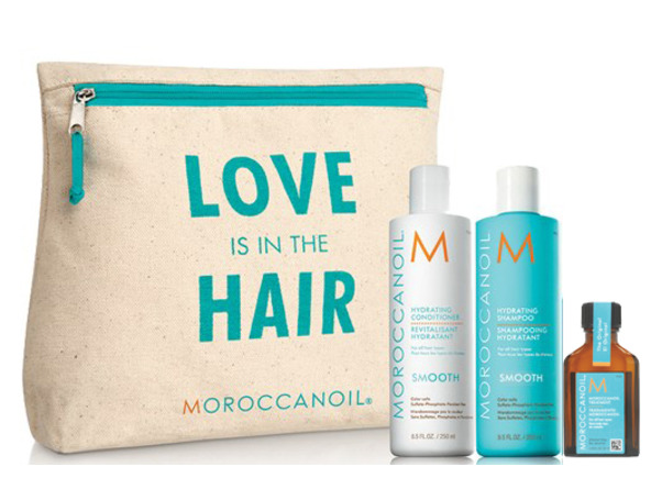 Moroccanoil Love Is The Hair Set Smooth
