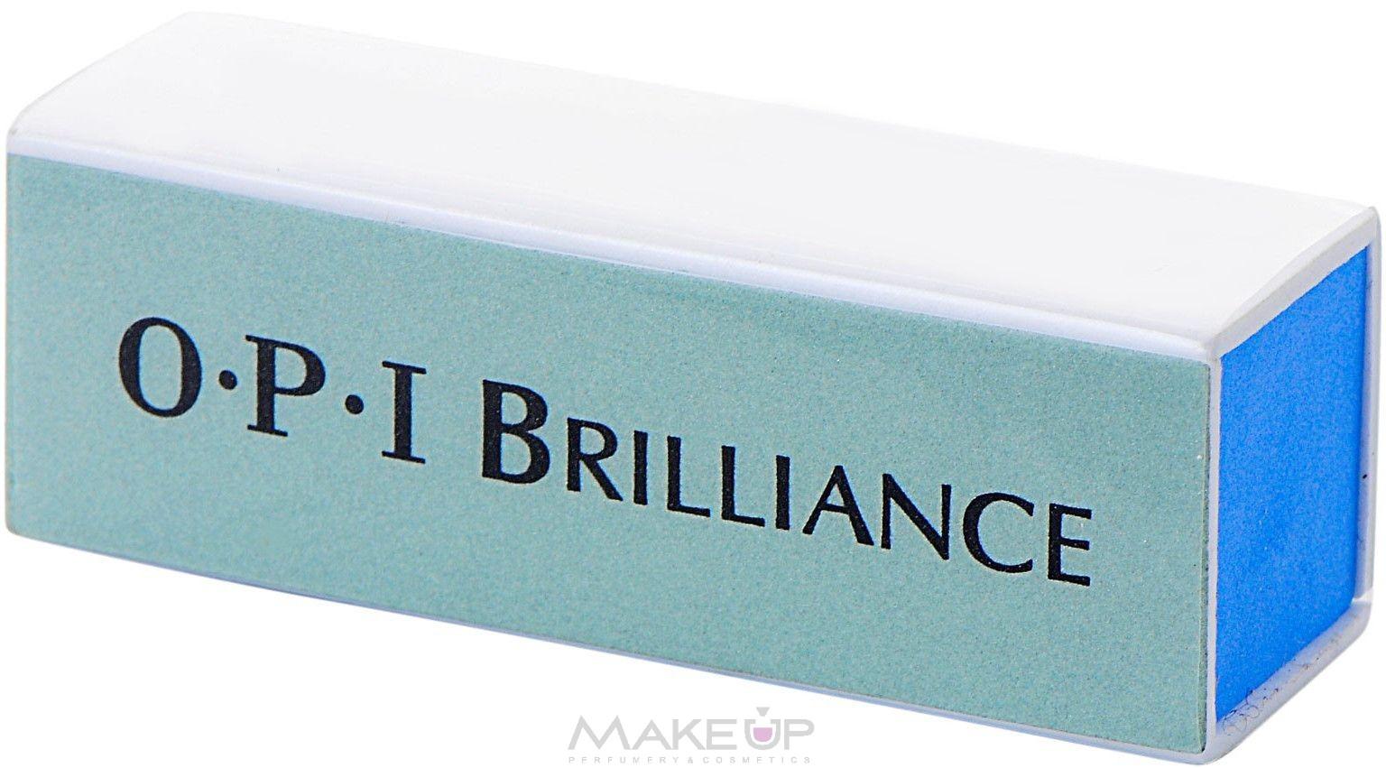 Pulidor de uñas Opi Brilliance Block - EduardoSouto.com