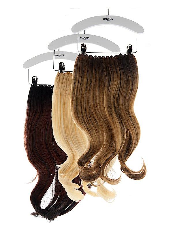 Afbeeldingsresultaat voor balmain hair dress