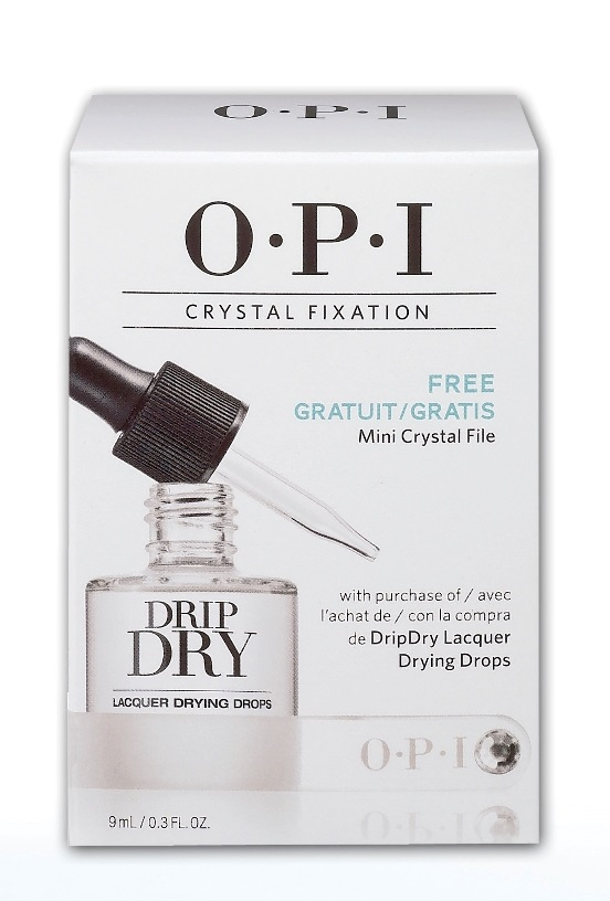 DRIP DRY CRYSTAL FIXATION (LIMA CRISTAL REGALO)
