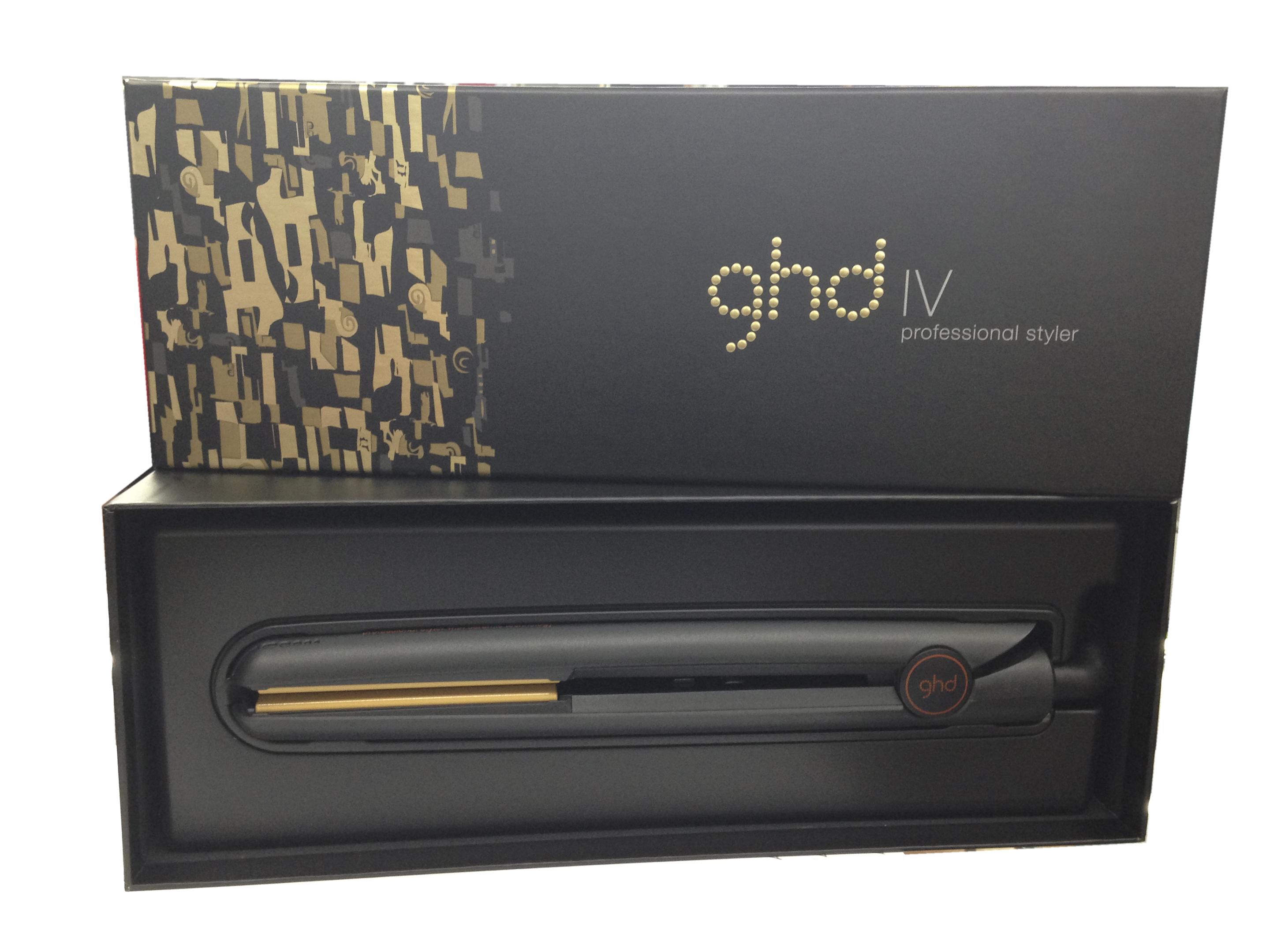 ghd iv gold classic styler. Black Bedroom Furniture Sets. Home Design Ideas